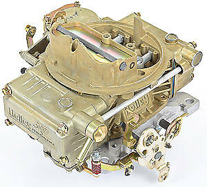 Holley 0 1850c 600 Cfm Carburetor Manual Choke