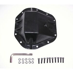 Rugged Ridge Differential Cover Dana 60 For Jeep Wrangler 16595 60 Heavy Duty