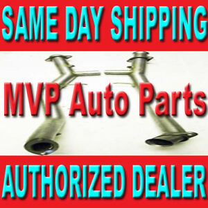 Pacesetter Exhaust Header Off road H pipe 96 98 Ford Mustang Gt