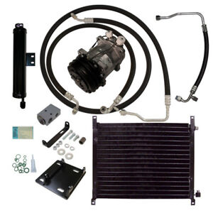 1971 1973 Ford Mustang V8 Air Conditioning Upgrade Kit A C Ac 134a Stage 2