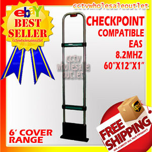 Checkpoint Compatible 8 2 Mhz Eas Security System Antenna Anti Theft made In Usa