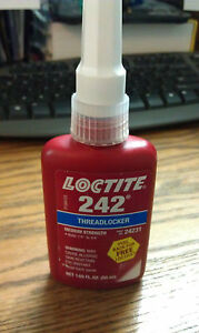 Loctite Loctite 242 Threadlocker Medium Strength 1 69 Fl Oz