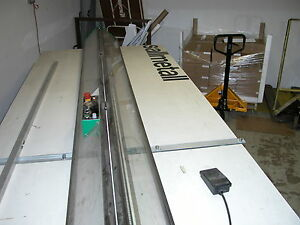 Heavy Duty Board Substrate Cutter Aprox 10 Long Cut Great For Digital Prints