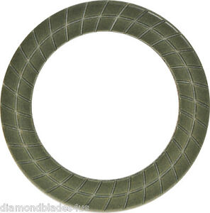 50 Grit 7 Ring Resin Grind Polish Edge Pad Concrete Floor Angle Grin