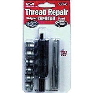 Helicoil 5528 8 Thread Repair Kit 1 2 20in