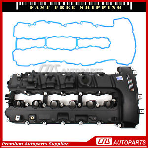 Valve Cover Ref 11127565284 For 07 14 Bmw 1 135 335 535 740 X6 Z4 N54 F02 E70