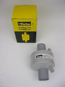 Parker Line Filter Dryer Sld 13 7sv Solder Connector High Capacity 7 Tons