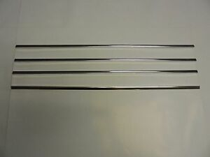 Mopar 69 Charger Grille Trim Moldings Grill 1969 New