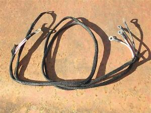 Farmall Headlight Wiring Harness Super H Hv Super M Mta Has Ground Wires