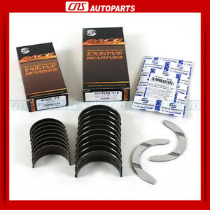 Acl Race Main Rod Performance Engine Bearings 1997 01 Honda Prelude 2 2l H22a4