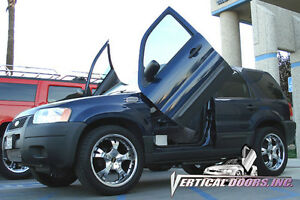 2001 2007 Ford Escape Lambo Vertical Door Hinges We Entertain All Offers