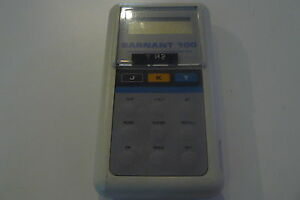 Barnant 100 Thermocouple Thermometer 600 2820
