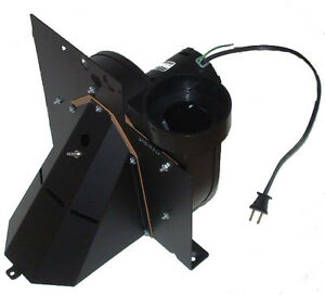 State Industries Hot Water Heater Exhaust Draft Inducer Blower 0012400540 w10