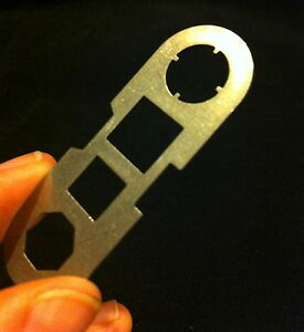 6 in 1 Back Cap Wrench Midwest Quiet Air L Pb Tradition L Pb Star 430