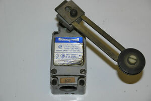 Honeywell Microswitch Snap Action Limit Switch 1ls3 4pg 10a 500v