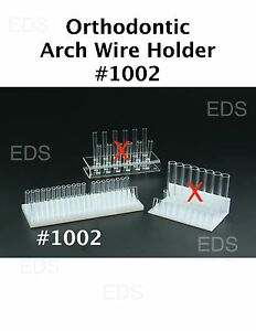 Dental Orthodontic Arch Wire Holder For Ortho Organization 1002