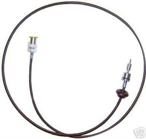 69 70 71 72 Mustang Speedometer Cable Auto 3spd