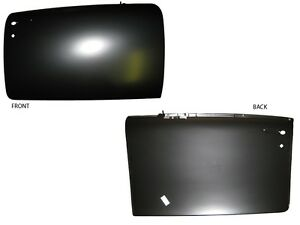 55 57 Chevy 2 dr Bel Air Hardtop Convertible Steel Door Skin Rh Passenger Side