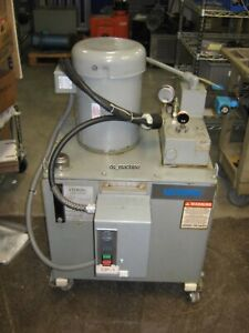Vickers Power Systems Hydraulic Pump 7 5hp 30 Usgal needs New Seals