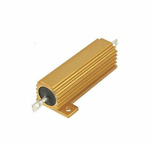 30pcs 15 Ohm 15r 50w Watt Power Metal Shell Case Wirewound Resistor 5