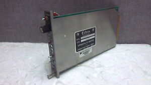 Ectron Differential Dc Amplifier 687ahlq 5 m1171 Used 687ahlq5m1171