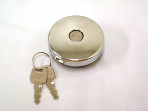 1947 1959 Chevy Truck Pickup Locking Gas Cap Fuel Cap With Keys Chrome 1948 1950