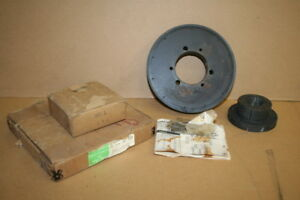 Timing Pulley 48l050sds With 1 Inch Bushing Fort Worth Unused