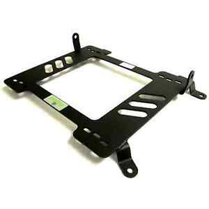 Planted Seat Bracket Driver left Side Audi A5 S5 2007 Steel Black