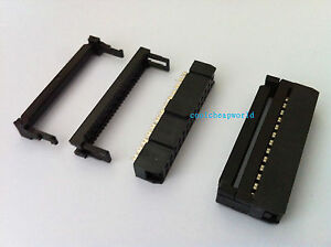 300pcs Idc Fc 26 Connector 26 Pin Female Header 2 54 Mm