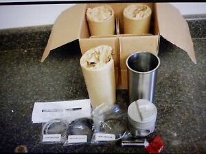 Farmall M Mv O 6 Os 6 W 6 T 6 Sleeve piston Kit C 248 4 Over C details