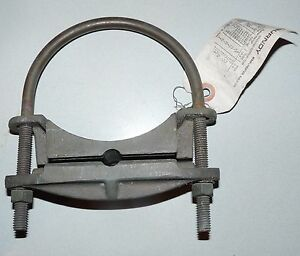 New Burndy Gar2229 Conduit Rod Connector Grind Clamp Grounding 2 0 Solid 250