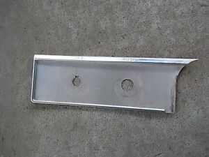 1964 64 Chevrolet Impala Belair Biscayne Wagon Dash Trim Wiper Headlights Oem