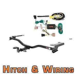 Curt Class 1 Trailer Hitch W mount Wiring For 2010 2012 Ford Fusion