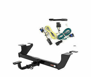 Curt Class 2 Trailer Hitch W ball Mount Wiring For Pontiac G6