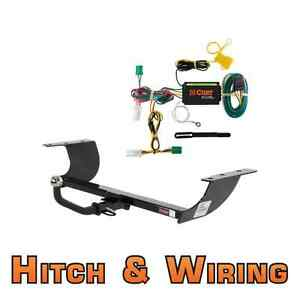 Curt Class 2 Trailer Hitch Wiring Euro Kit W 2 Ball For Dodge Charger