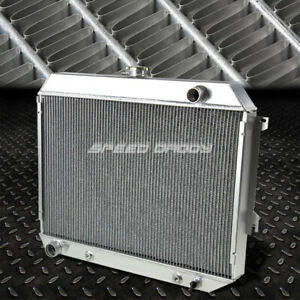 3 Row Full Aluminum Racing Radiator 68 73 Plymouth Satellite Gtx Roadrunner V8