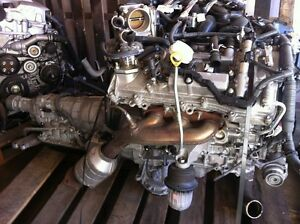 Lexus Is250 2010 V6 Complete Engine And Transmission Used For 15000 Miles