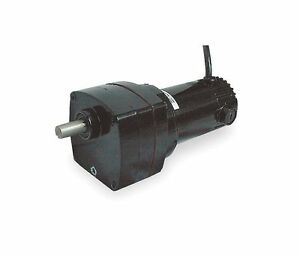 Dayton Model 6z915 Dc Gear Motor 71 Rpm 1 20 Hp 90vdc