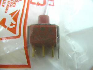 New C k E201s01v3ge Mini Toggle Switches 9813 3a 7 5a 250vac 125vac lot Of 10