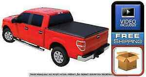 Access Tonnosport 22010359 Roll Up Tonneau Cover For F 150 78 Bed W Side Rail