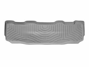 Weathertech Floorliner For Ford Superduty Supercrew 1999 2010 2nd Row Grey