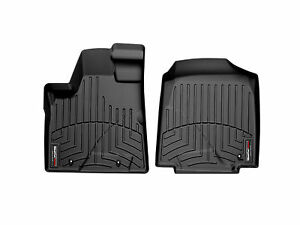 Weathertech Floorliner Floor Mats For Honda Pilot 2006 2008 1st Row Black