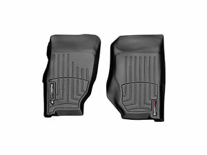 Weathertech Floorliner For Jeep Liberty 2002 2007 1st Row Black