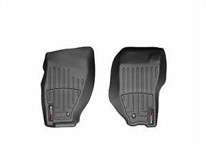 Weathertech Floorliner For Jeep Liberty 2008 2012 1st Row Black