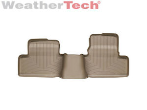 Weathertech Floorliner For Mitsubishi Lancer 2008 2017 2nd Row Tan