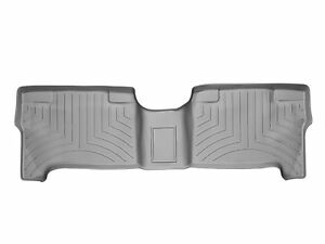 Weathertech Floorliner For Toyota Tundra Double Cab 2004 2006 2nd Row Grey