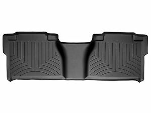 Weathertech Floorliner For Toyota Tundra Double Cab 2007 2013 2nd Row