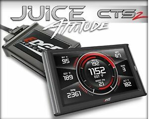 Edge 31501 Cts2 Juice W Attitude Module Controller For 01 02 Dodge Cummins 5 9l