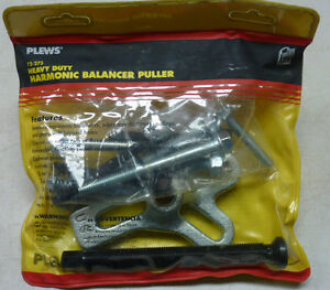 Nos Plews Heavy Duty Harmonic Balancer Puller No 72 275