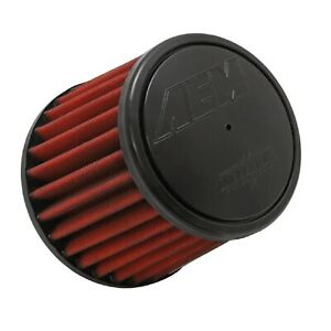 Aem 21 2031d hk Dryflow Universal Round Air Filter 6 base Od 5 125 top Od 5 h
